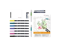 Tombow HAVE FUN Home set - watercoloring
