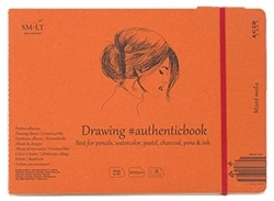 SM-LT Drawing Authentickbook - 200 g/m2