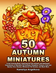 50 AUTUMN miniatures - Kameliya Angelkova