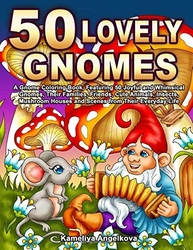 50 Lovely gnomes - Kameliya Angelkova