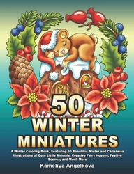 50 WINTER miniatures - Kameliya Angelkova