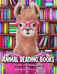 Animal Reading Books - Damita Victoria