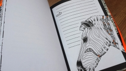 Animorphia NOTEBOOK - Kerby Rosanes