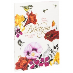Birdtopia - Daisy Fletcher - colouring book
