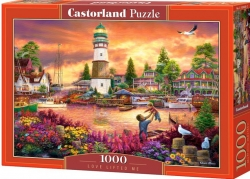 Castorland PUZZLE Love lifted me 1000 dílků