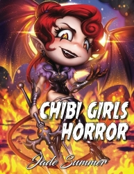 Chibi Girls HORROR - Jade Summer
