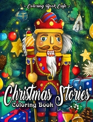 Christmas Stories - Coloring Book Cafe