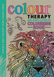Colour Therapy - Creative Colouring for Grown-Ups