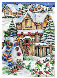 Country Christmas - Terese Goodridge