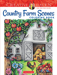 Country Farm Scenes - Terese Goodridge