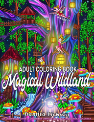 Magical Wildland - Damita Victoria