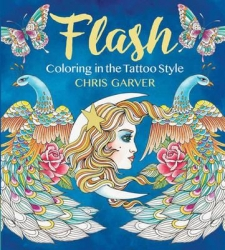 Flash - Coloring in the Tattoo Style - Chris Garver