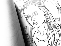 Gilmore Girls Coloring Book - Lindsay Taylor
