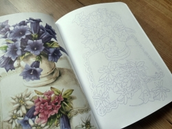 Posh Coloring Book - Inspired by nature - Marjolein Bastin