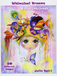 Whimsical Dreams - Julia Spiri - kniha 1