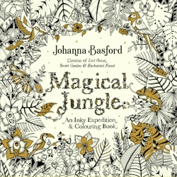 Magical Jungle - Johanna Basford