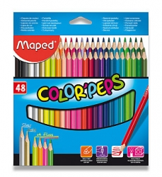 Maped ColorPeps 48 barev