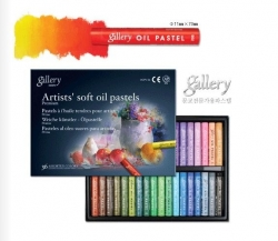 Mungyo Gallery Artists Oil Pastels - olejové pastely 36 ks