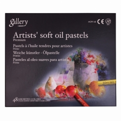 Mungyo Gallery Artists Oil Pastels - olejové pastely 48 ks