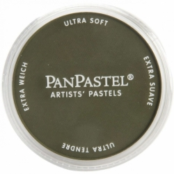 PanPastel - umělecké pastely - BRIGHT YELLOW GREEN EXTRA DARK - 9 ml