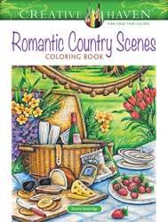 Romantic Country Scenes - Terese Goodridge