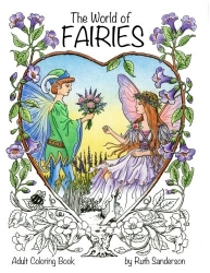 The World of FAIRIES - Ruth Sanderson