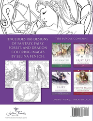 Fairies and Fantasy Collection - Selina Fenech