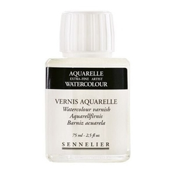 Sennelier watercolour varnish 75 ml