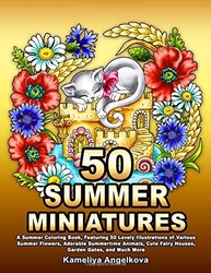 50 SUMMER miniatures - Kameliya Angelkova