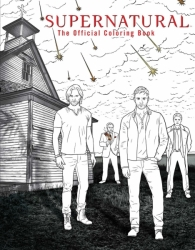 Supernatural - The Official Coloring Book - Lovci duchů