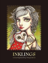 INKLINGS 1 colouring book - Tanya Bond