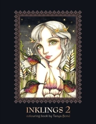 INKLINGS 2 colouring book - Tanya Bond