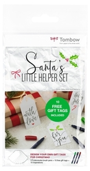 Tombow Santa's Little Helper set - 23KS