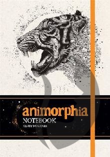 Animorphia NOTEBOOK- Kerby Rosanes