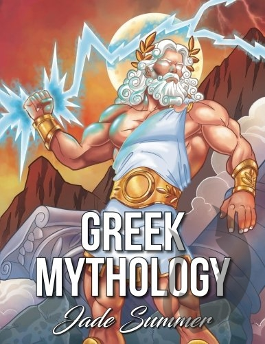 Greek Mythology - Jade Summer - Řecká mytologie