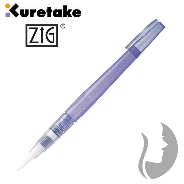 Kuretake BrusH2O Waterbrush - plnitelný štetec - LARGE