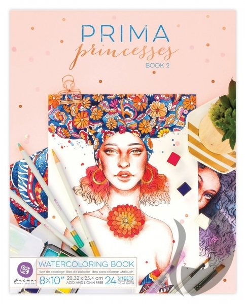 Prima Princesses Book Vol 2 - Prima Marketing